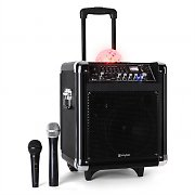 Skytec Party Rock mobile PA-Anlage mit Jelly Ball USB SD 200W
