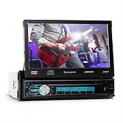 "Auna MVD-320 Autoradio 17,8cm (7"")-Touchscreen Bluetooth DVD USB SD UKW"