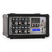 Power Dynamics PDA-C804A 4-Kanal Power-Mixer 800 W