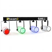BeamZ 4-Some Clear set lumineux RGBW-LED DMX micro