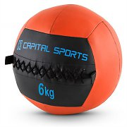 Capital Sports Epitomer set Wall Ball 6kg konstläder 5 stycken orange
