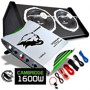 "HiFi Set ""Cambridge""  0.1 Equipamento de palco 1600 w"