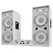 "Set DJ PA White Star Series ""Arctic Ice"" 2000W"