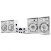 "PA Set White Star Series ""Arctic Winter Pro"" 2400W"