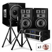 "Set PA 2.1 SaphirSeries ""After Hour"" 10PLUS Enceintes, subwoofer et ampli"
