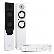 "Set Home Cinema ""KODA White"" - ampli et enceintes -blanc"