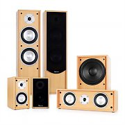auna Linie-300-BH 5.1 home-cinema Soundsystem 515W RMS