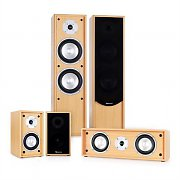 auna Linie-300-BH 5.0 home-cinema Soundsystem 265W RMS