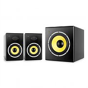 "Power Dynamics Galax Studio 2.1 Soundsystem mit 10""  Subwoofer & 5 "" Studioboxen"