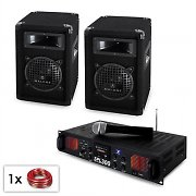 "Set sono Blue Star Series ""Basssound Bluetooth"" 1000W"
