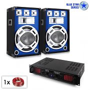 "PA Set Blue Star Series ""Basscore Bluetooth"" 1000W"