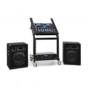 "Set DJ PA Rack Star Series ""Neptun Palace"" 250 personnes"