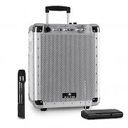 Set Malone PAS1 Streetrocker Sono portable USB SD AUX Bluetooth 100W RMS + micro