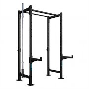 Capital Sports Dominate Edition Conjunto 2 Rack Completo Estrutura Aço Preto