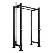 Capital Sports Dominate Edition Conjunto 3 Rack Completo Estrutura Aço Preto