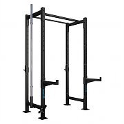 Capital Sports Dominate Edition Conjunto 4 Rack Completo Estrutura Aço Preto