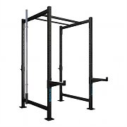 Capital Sports Dominate Edition Conjunto 6 Rack Completo Estrutura Aço Preto