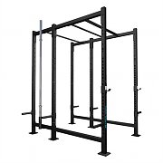 Capital Sports Dominate Edition Conjunto 9 Rack Completo Estrutura Aço Preto
