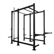 Capital Sports Dominate Edition Conjunto 12 Rack Completo Estrutura Aço Preto