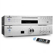 "auna ""Elegance Tower Bluetooth"" 2.0 HiFi-Set 