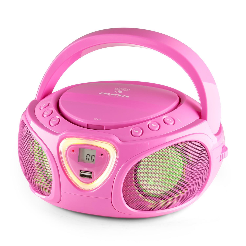 AEG SR4375 CD//CD-R//CD-RW//MP3 Player Bluetooth AUX UKW Batteriebetrieb *B-WARE*
