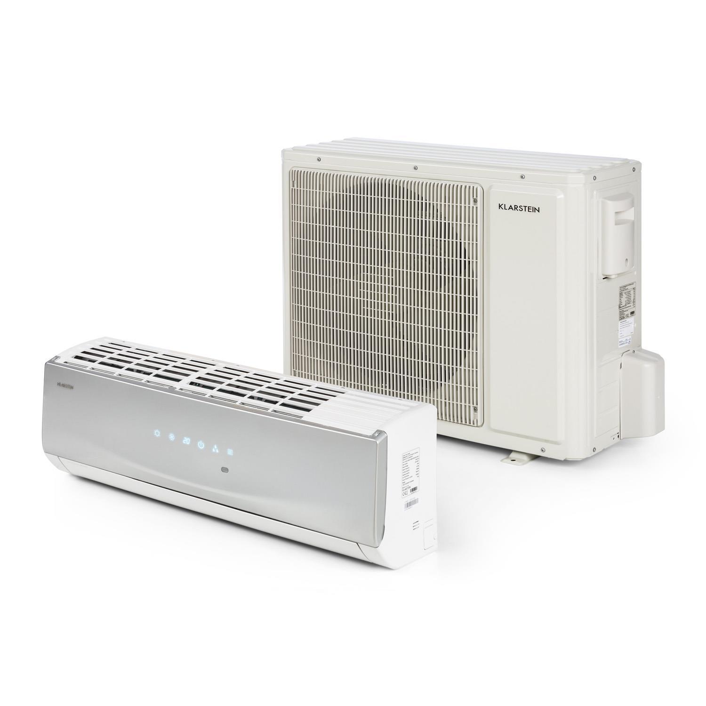 Climatizzatore Fisso Parete Dc Inverter Classe A++ 18000 Btu Ventilatore Riscald