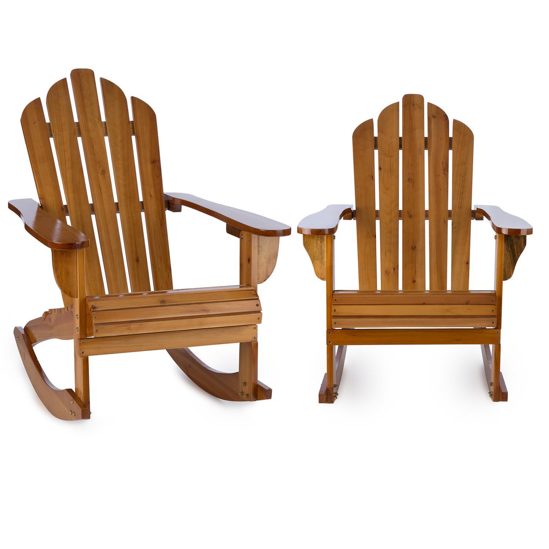 Sedie A Dondolo Per Terrazzo coppia sedie dondolo giardino esterno arredamento balcone